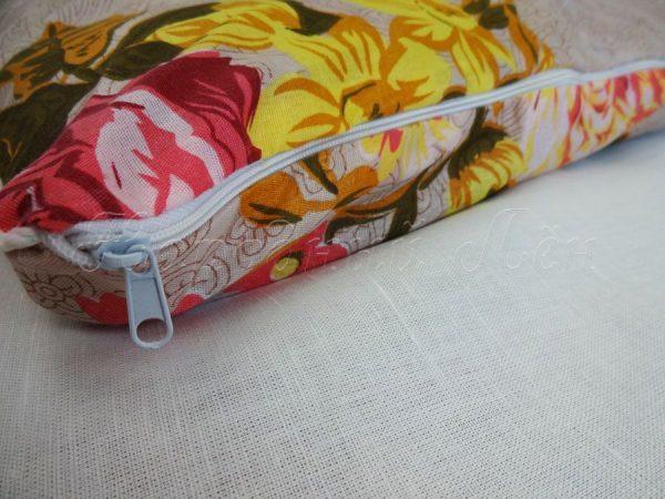 Подушка из гречневой лузги 60*60