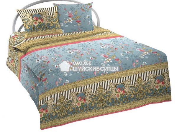 """Фото 3 - Ткань для постельного белья, 220 см """"Барокко""""  ГОСТ."""