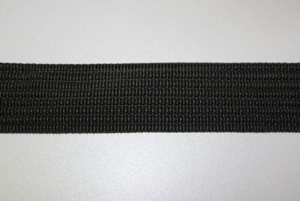 Фото 3 - Лента прикладная , цвет черный.