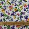"""Фото 14 - Ткань для постельного белья ГОСТ шир 150 см """"Анютины  глазки""""."""