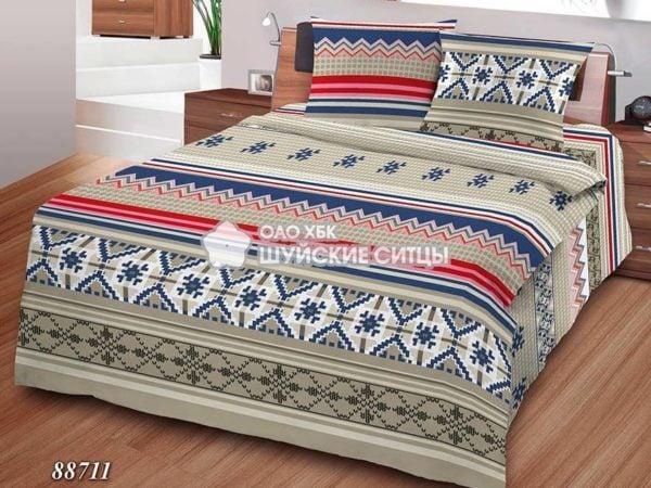 """Фото 3 - Комплект постельного белья  """"Грани""""  88711."""