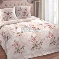 Комплект постельного белья  Креп De Luxe 92051