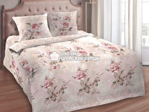 Фото 3 - Комплект постельного белья  Креп De Luxe 92051.