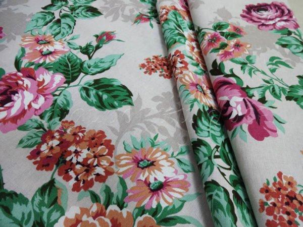 """Фото 3 - Двунитка  """"цветы"""" (розовые)."""
