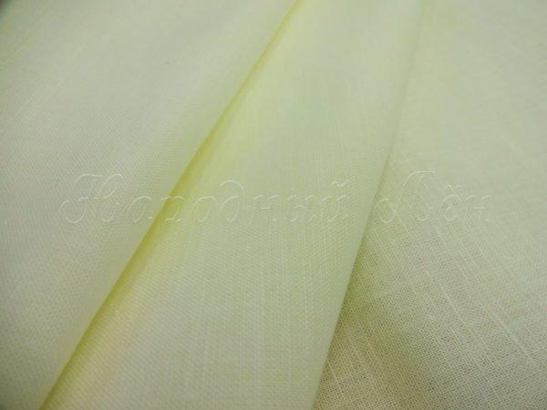 Фото 5 - Ткань сорочечная молочно-белая.