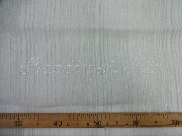 Фото 5 - Ткань декоративная белая, ширина 200 см.