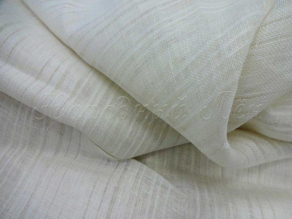 Фото 6 - Ткань декоративная белая, ширина 200 см.