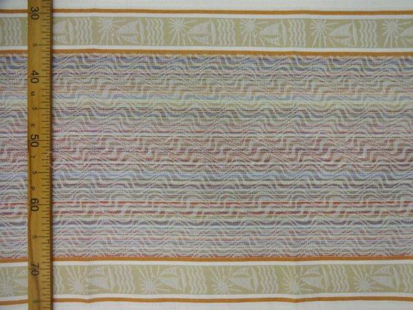 Ткань Полулен полотенечный 50см. жаккард