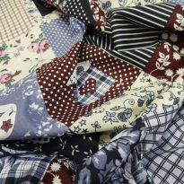 """Фото 7 - Ткань для  постельного белья """"Лоскутки"""" шир 2,20."""