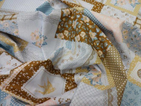 """Фото 6 - Комплект постельного белья """"Пэчворк"""" (пошив на заказ)."""