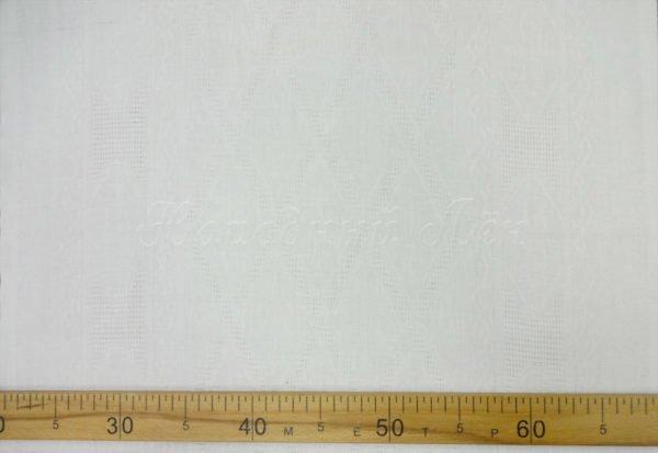 Фото 5 - Ткань полулен полотенечный 50см. Белый.