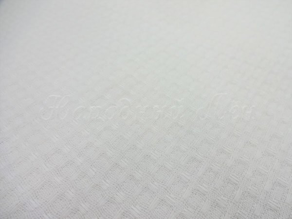 Фото 5 - Ткань вафельная отбеленная ширина 150 см.