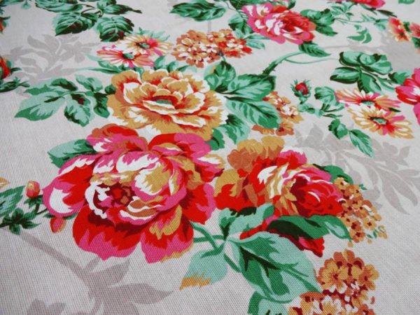 """Фото 7 - Двунитка  """"цветы"""" (красные)."""