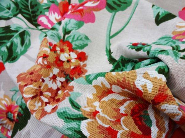 """Фото 6 - Двунитка  """"цветы"""" (красные)."""
