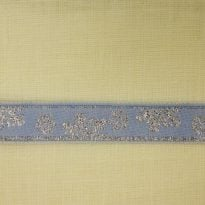 Фото 12 - ЛЕНТА ОТДЕЛОЧНАЯ голубой с сереб 16мм.