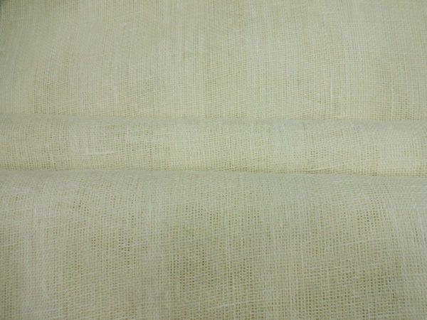 Фото 7 - Ткань декоративная, полосы, молочная.