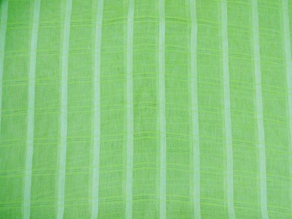 Фото 5 - Ткань декоративная, салатная, 165 см.