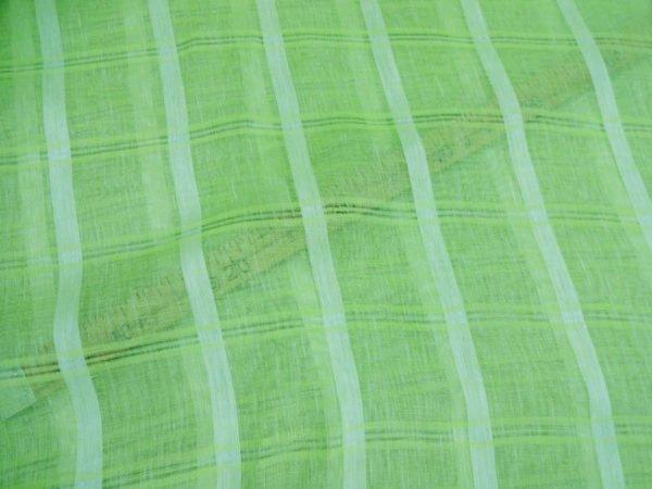 Фото 6 - Ткань декоративная, салатная, 165 см.
