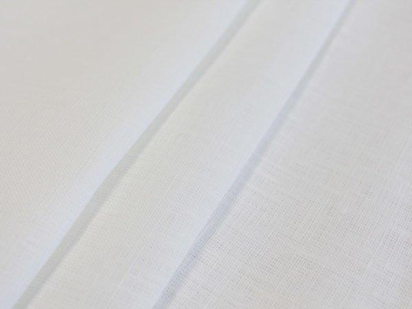 Фото 6 - Льняная ткань отбеленная, ширина 2.6м лен 100%.