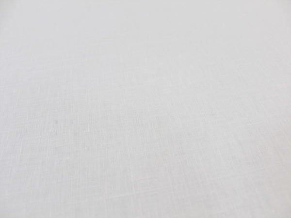 Фото 5 - Ткань льняная  белая, лен 100%.