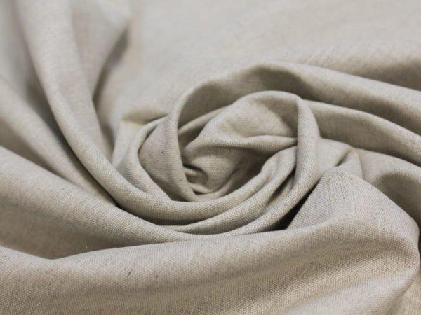 Фото 5 - Ткань льняная суровая ширина 220 см.
