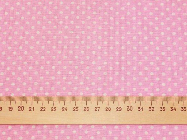 Фото 5 - Очень мелкий горох на розовом.