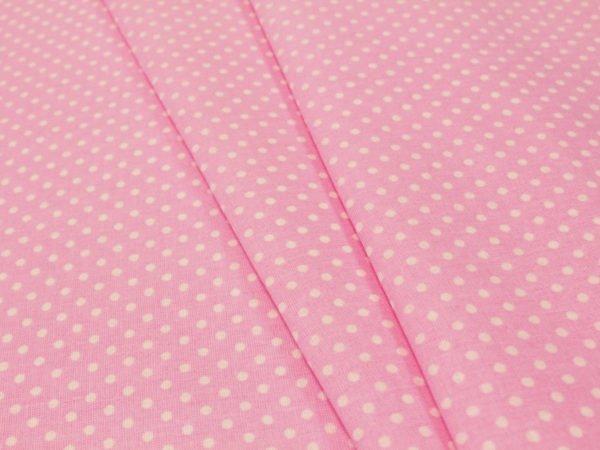 Фото 3 - Очень мелкий горох на розовом.