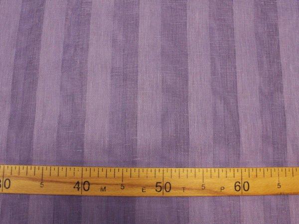 Фото 5 - Вуаль сиреневая, ширина 2.6м  лен 100%.