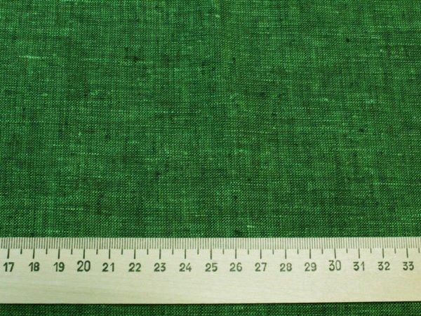 Фото 9 - Льняная ткань зеленая, ширина 2.6м лен 100%.