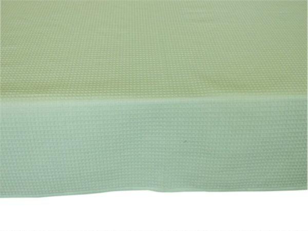 Фото 6 - Простыня  из  вафельного  полотна 150*200.
