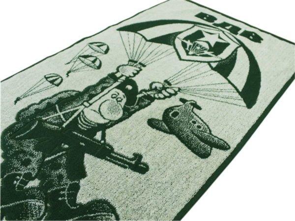"""Фото 6 - """"ВДВ"""" полотенце махровое 50х90см."""
