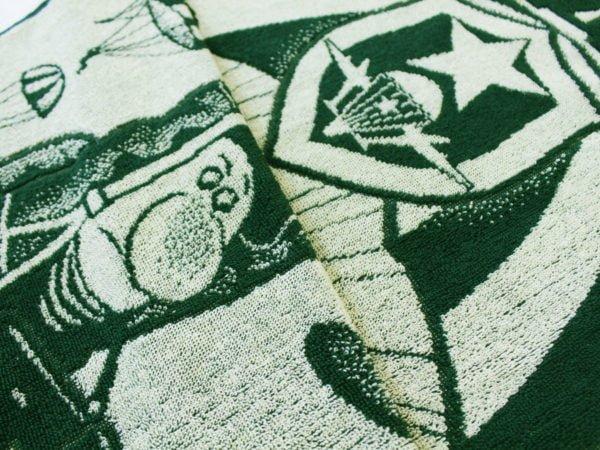 """Фото 5 - """"ВДВ"""" полотенце махровое 50х90см."""