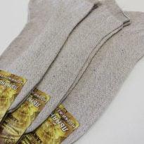 Ажур носки женские с-95 лён