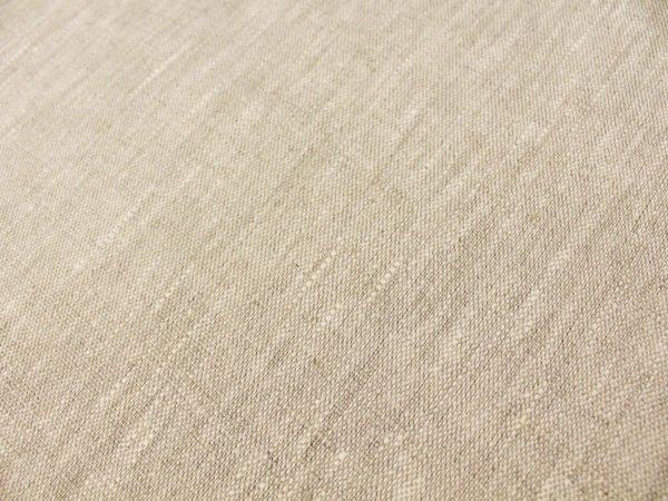 Ткань декоративная цвета небеленого льна