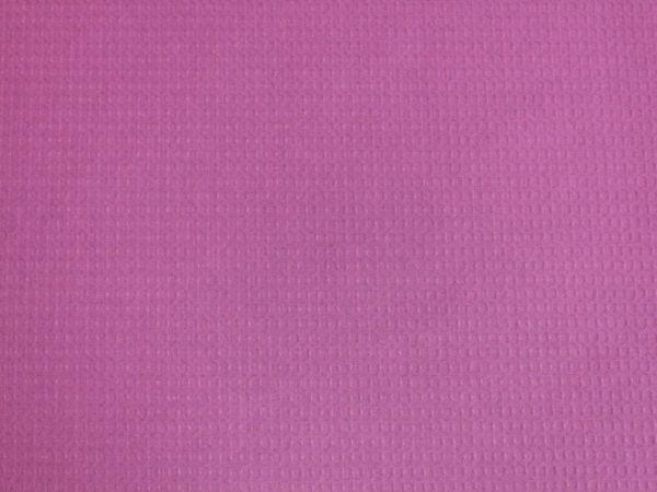 """Фото 9 - Вафельное полотно """"Домашнее""""  (ярко - фиолетовый)."""