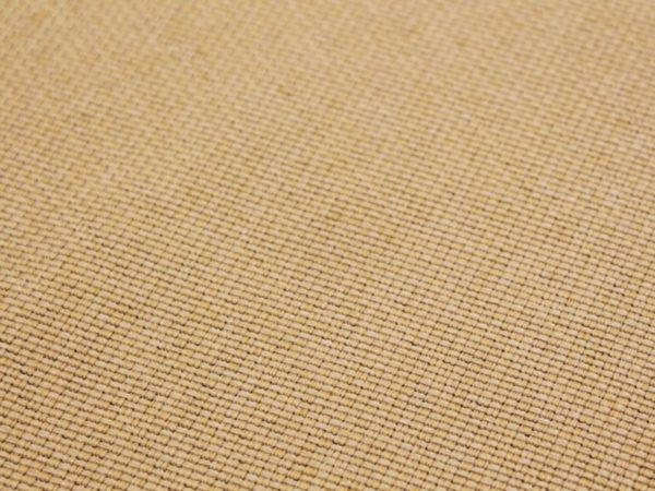 Фото 5 - Ткань блэкаут бежевый (имитация льна).