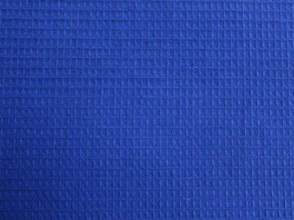 """Фото 7 - Вафельное полотно """"Домашнее""""  (ярко-синий)."""