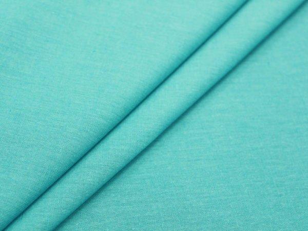 Фото 3 - Ткань льняная, ширина 2.6 м, лен-100% бирюзовая.