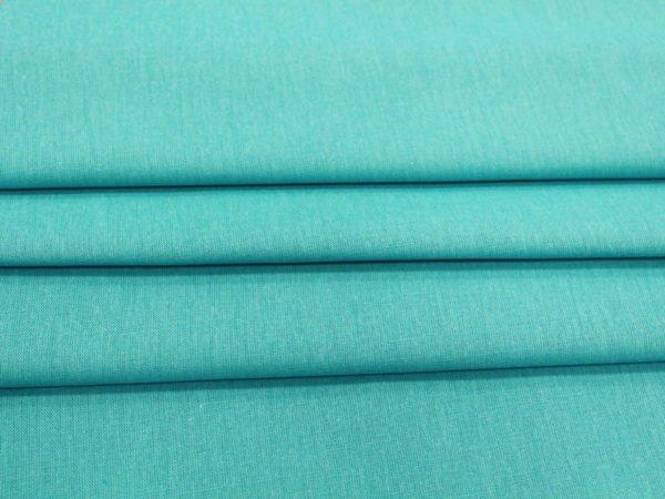 Фото 6 - Ткань льняная, ширина 2.6 м, лен-100% бирюзовая.
