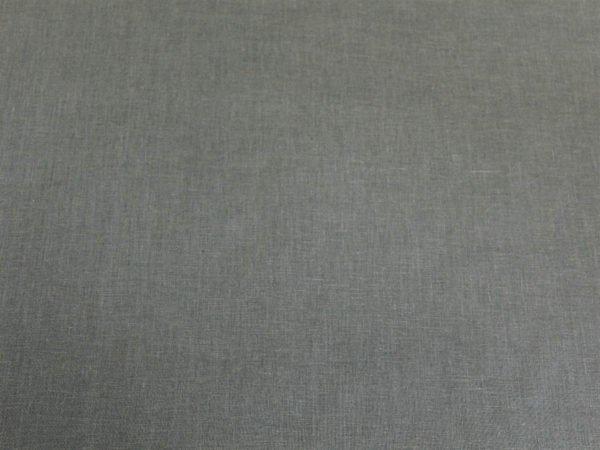 Фото 7 - Ткань лен 100% темно-серый.