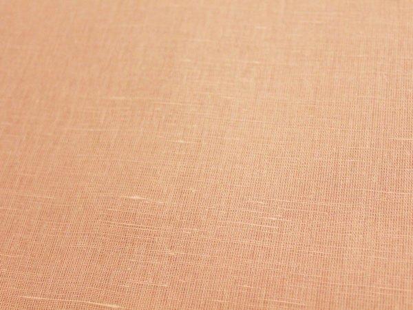 Фото 7 - Ткань льняная плательная цвета пудры.