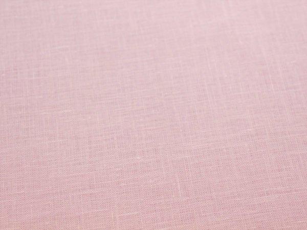 Фото 5 - Ткань льняная сиреневая, лен 100%.