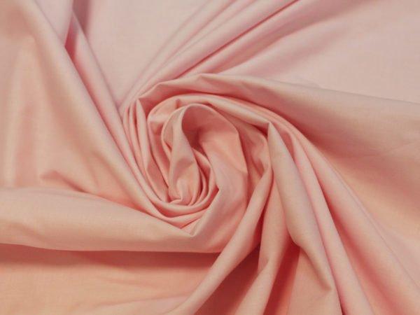 Фото 7 - Поплин ширина 220 см нежно-розовый.