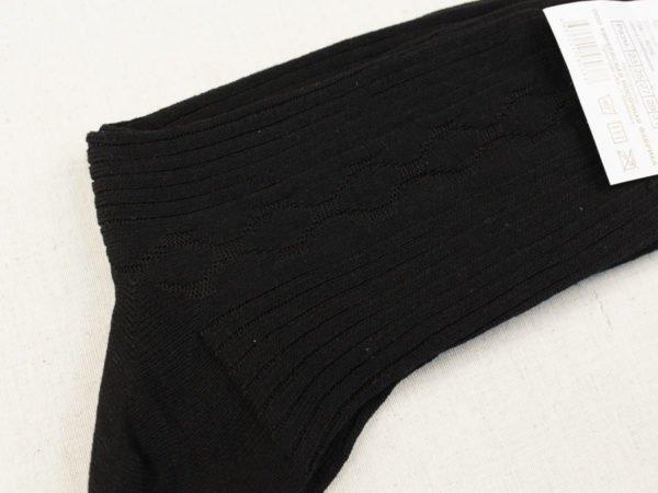 Носки мужские черные, С-19 (Киреевск)