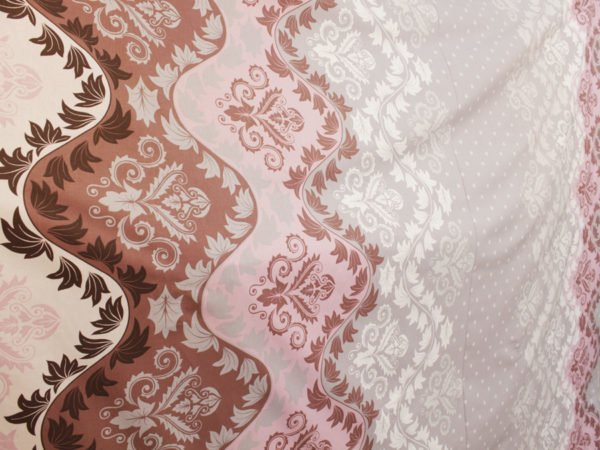 """Фото 9 - Ткань для постельного белья, шир2.2 """"Бордюр""""."""