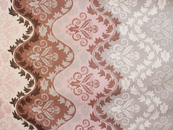 """Фото 10 - Ткань для постельного белья, шир2.2 """"Бордюр""""."""