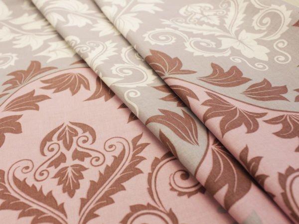 """Фото 3 - Ткань для постельного белья, шир2.2 """"Бордюр""""."""