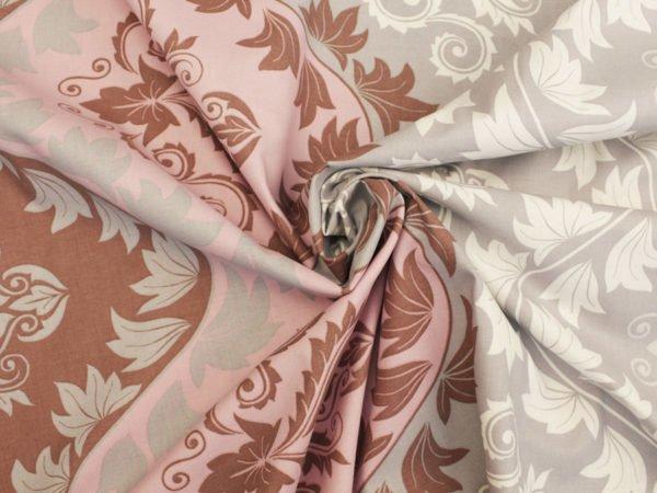"""Фото 8 - Ткань для постельного белья, шир2.2 """"Бордюр""""."""