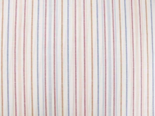 Фото 6 - Ткань  полульняная в полоску, ширина 150см.