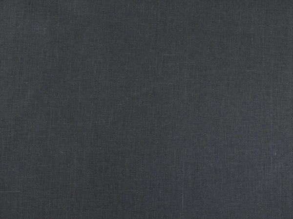 Фото 5 - Ткань скатертная, темно-серая, лен 100%.